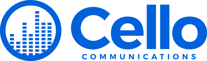 Cello Communication Logo